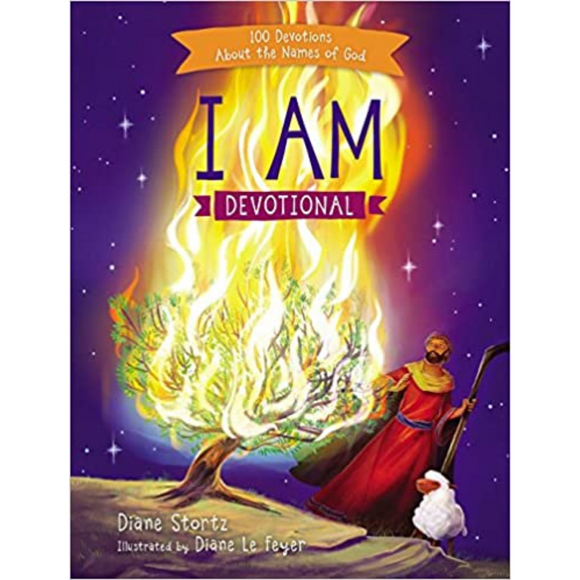 I AM-Devotional - Devotions About The Names Of God