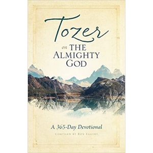 Tozer On The Almighty God Devotional
