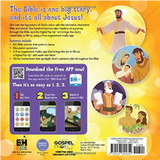 Big Picture Interactive-Its All About Jesus Bible Storybook