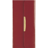 NKJV-Classic Compact Checkbook Bible w/Snap-flap