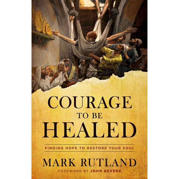Courage to Be Healed (Hardcover)