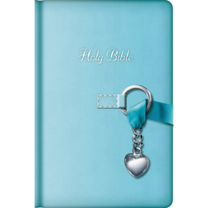 NKJV-Simply Charming Bible-with Charm