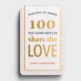 Prayers to Share-100 Pass-Along Notes to Share the Love (#J4263)