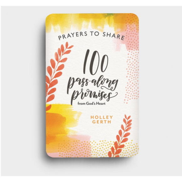 Prayers to Share-100 Pass-Along Bible Promises from Gods Heart-89881
