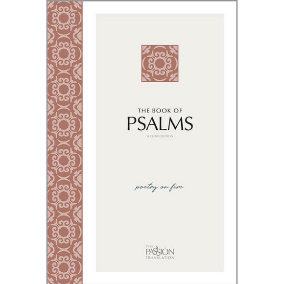 TPT-Psalms: Poetry On Fire (2nd Ed)