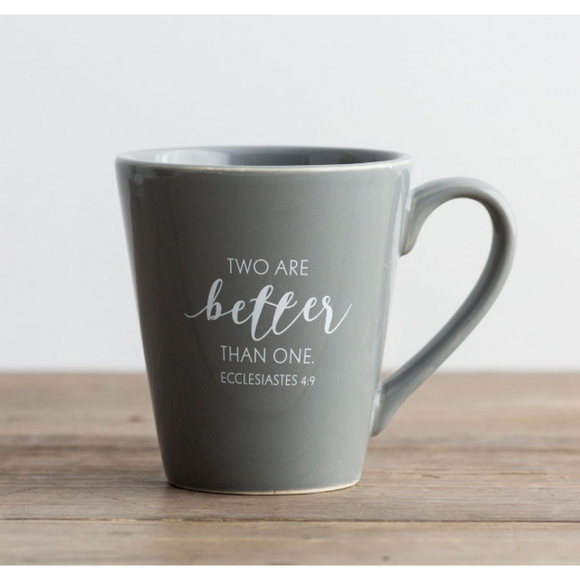 Inspirational Mug-Better Together