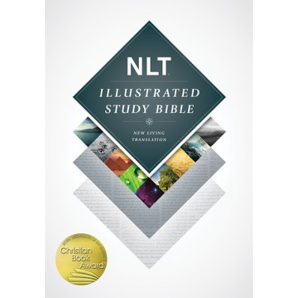 NLT-Illustrated Study Bible-HC