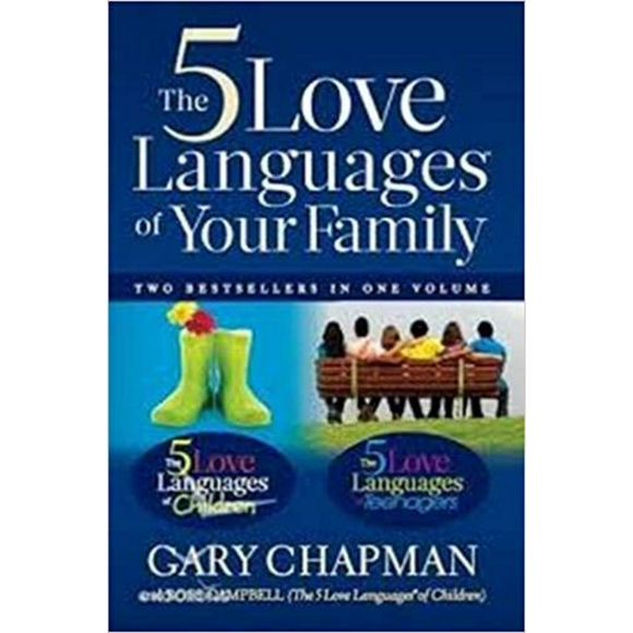 5 Love Language Of Your Family-Gary Chapman