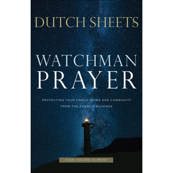 Watchman Prayer (Repackaged Edition)