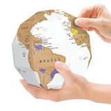 DIY 3D World Globe