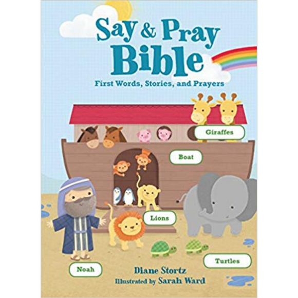 Say & Pray Bible