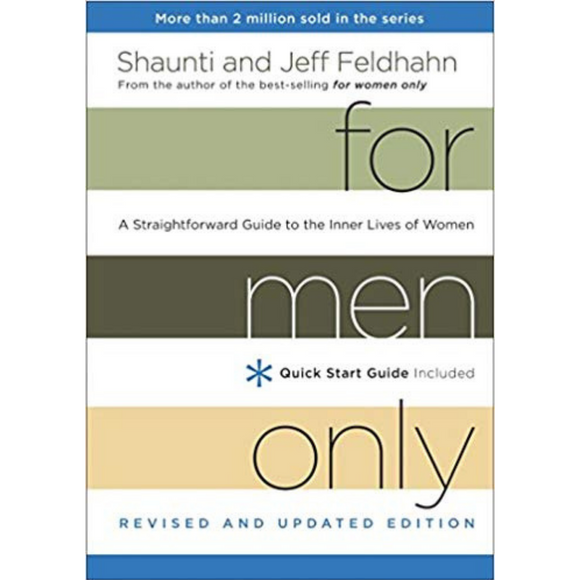 For Men Only-Revised/Updated-Hardcover