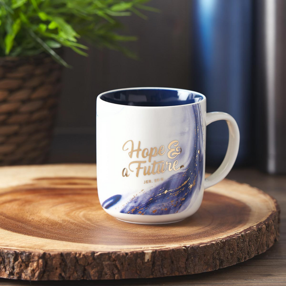Ceramic Mug - Hope & A Future (MUG584)
