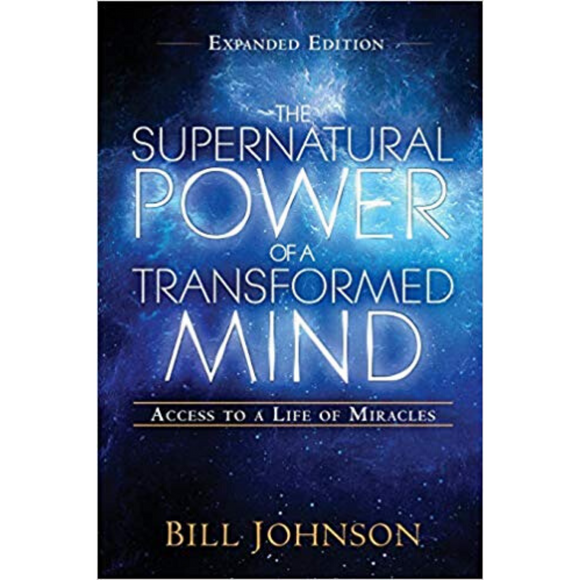 Supernatural Power Of A Transformed Mind-Expanded