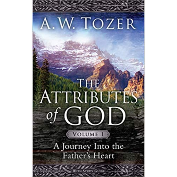 The Attributes Of God -Vol 1 w/Study Guide