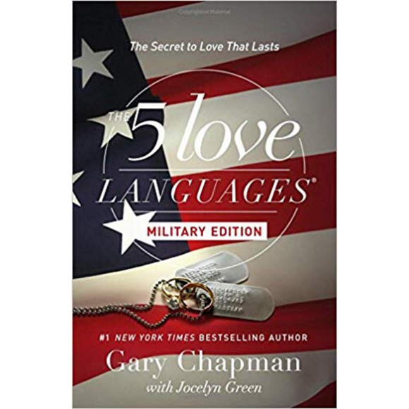 5 Love Languages, The-Military Edition