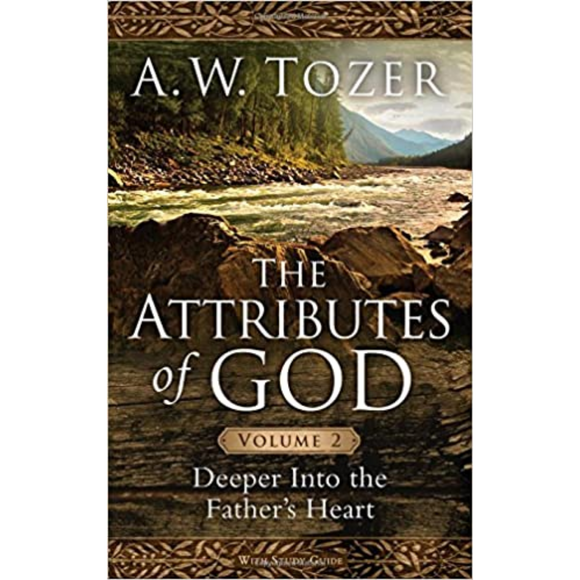The Attributes Of God -Vol 2 w/Study Guide
