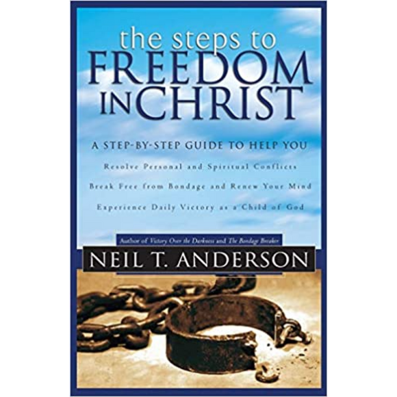 Steps to Freedom in Christ-Guide