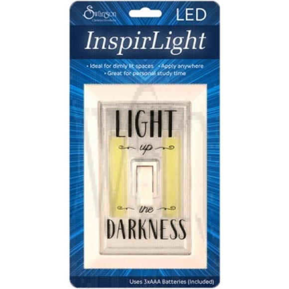 InspirLight-LED-Light Up the Darkness