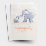 Baby - Congratulations Card #13848