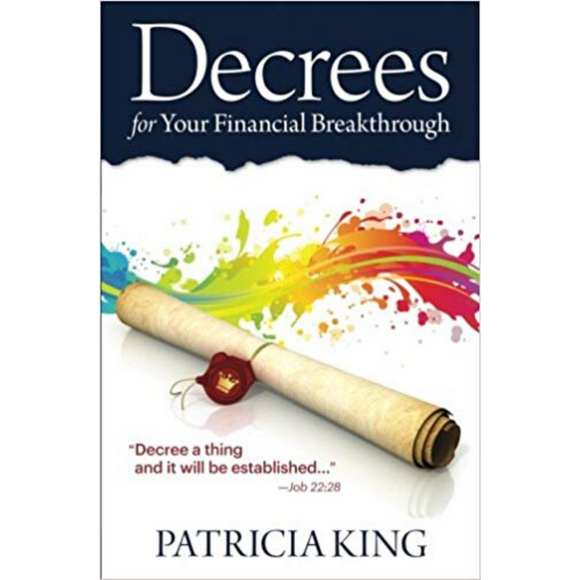 Decrees for Financial Breakthrough