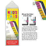 Bible Index Tabs - Kids (#75315)