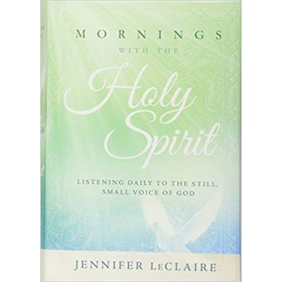 Mornings With The Holy Spirit-HC
