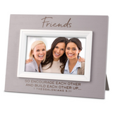 Photo Frame-Textured Blessings
