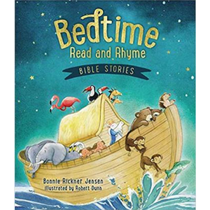 Bedtime Read & Rhyme Bible Stories