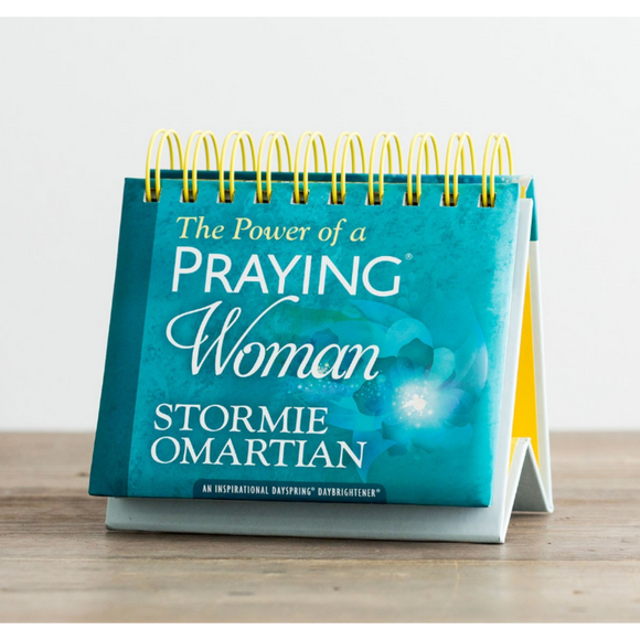 Perpetual Calendar-Power of A Praying Woman-#10178