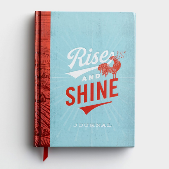 Rise and Shine - Christian Journal (#J1587)