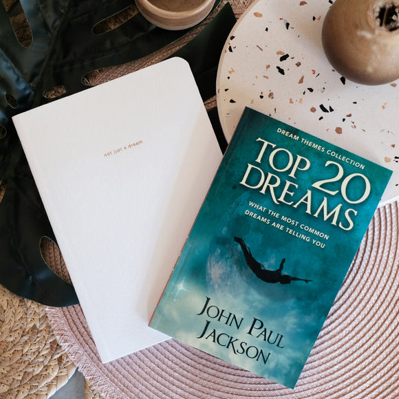 Top 20 Dreams with Journal