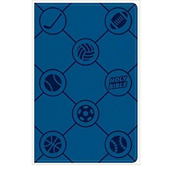 CSB-Kids Bible-Sports Leathertouch