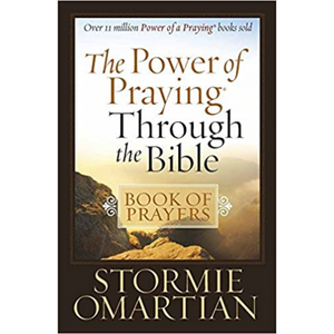 Power Of Praying Through The Bible-Book Of Prayers
