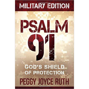Psalm 91 Military Edition: God's Shield of Protection - Pocket Size