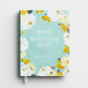 Good Morning God Prayer Journal -93065