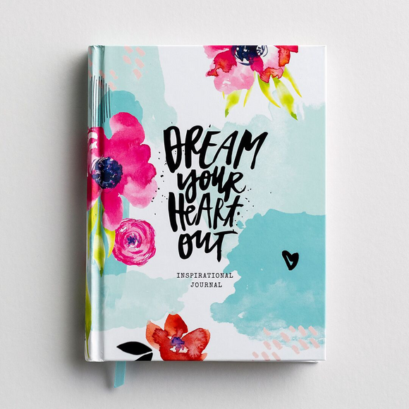Dream Your Heart Out Inspirational Journal - 94311
