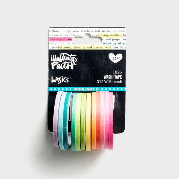 Highlight It Washi Tape -#1826