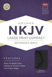 NKJV-Large Print Compact-Reference