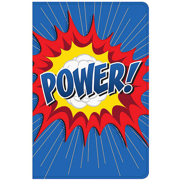 CSB-Kids Bible-Power Leathertouch