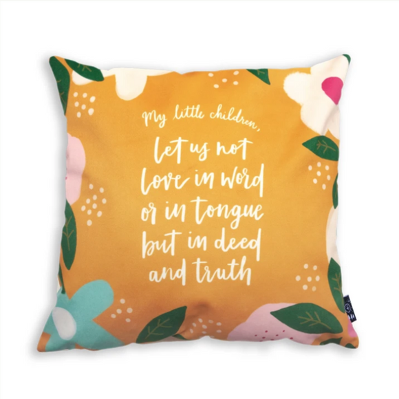 My Little Children - Cushion Cover