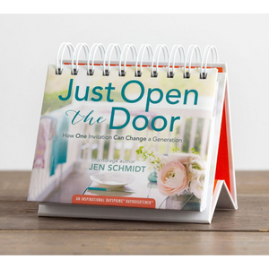 Perpetual Calendar-Just Open The Door-#J0524