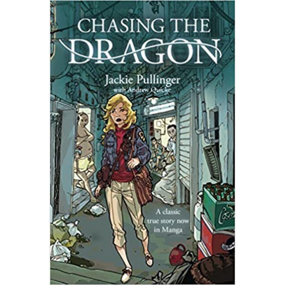 Chasing The Dragon-Manga