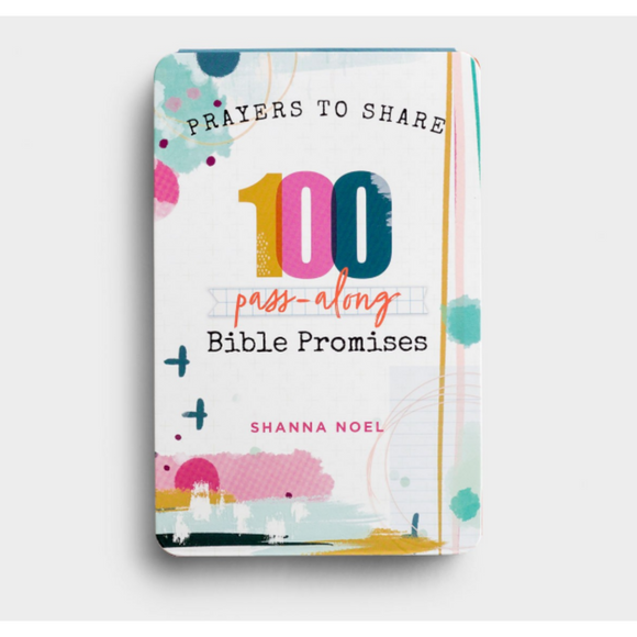 Prayers to Share-100 Pass-Along Bible Promises-89880