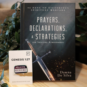 Prayers & Declarations - Blessing Pack