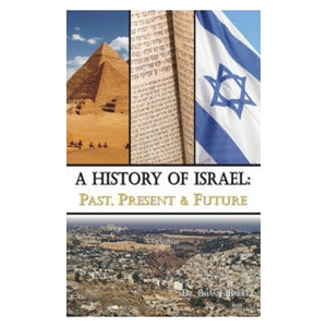 History Of Israel, A:Past Present and Future