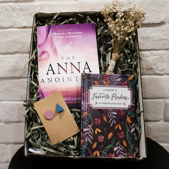 The Anna Anointing Bundle