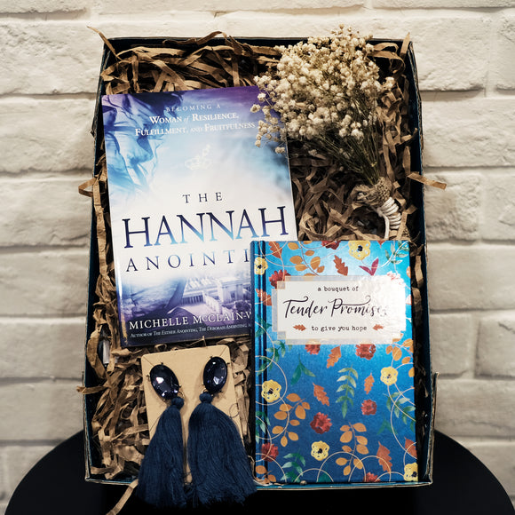 The Hannah Anointing Bundle