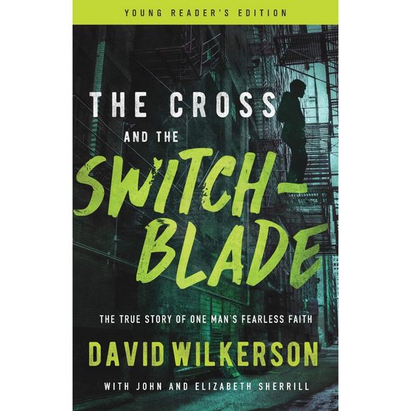 Cross and The Switchblade-Young Readers Edition