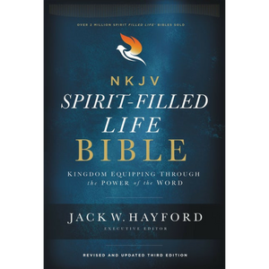 NKJV-New Spirit Filled Life Bible